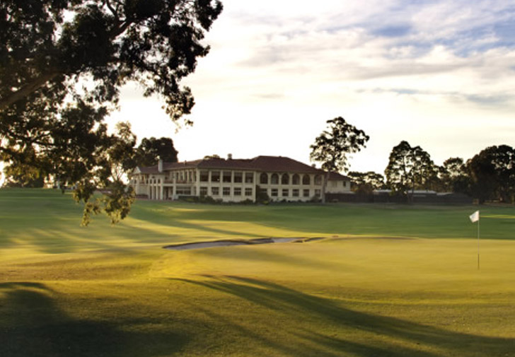 Commonwealth Golf Club - South Oakleigh