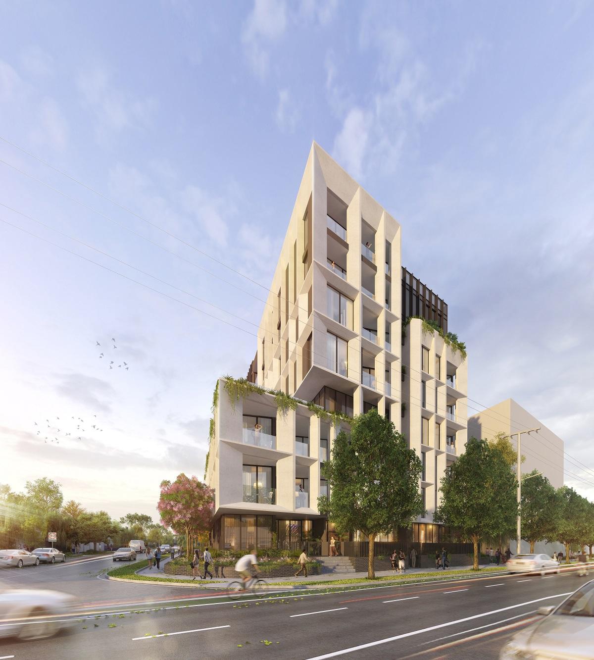 Parkview Apartments - Alphington