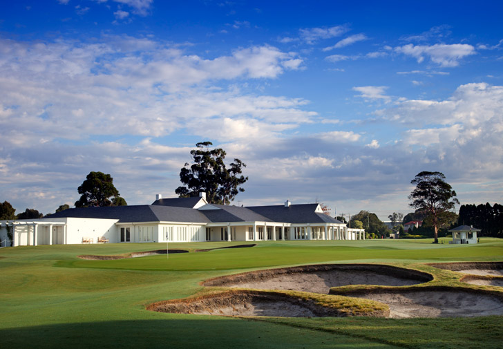 Kingston Heath Golf Course - Heatherton
