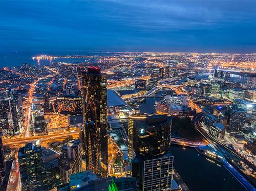Le Meridian Hotel - Bourke St Melbourne
