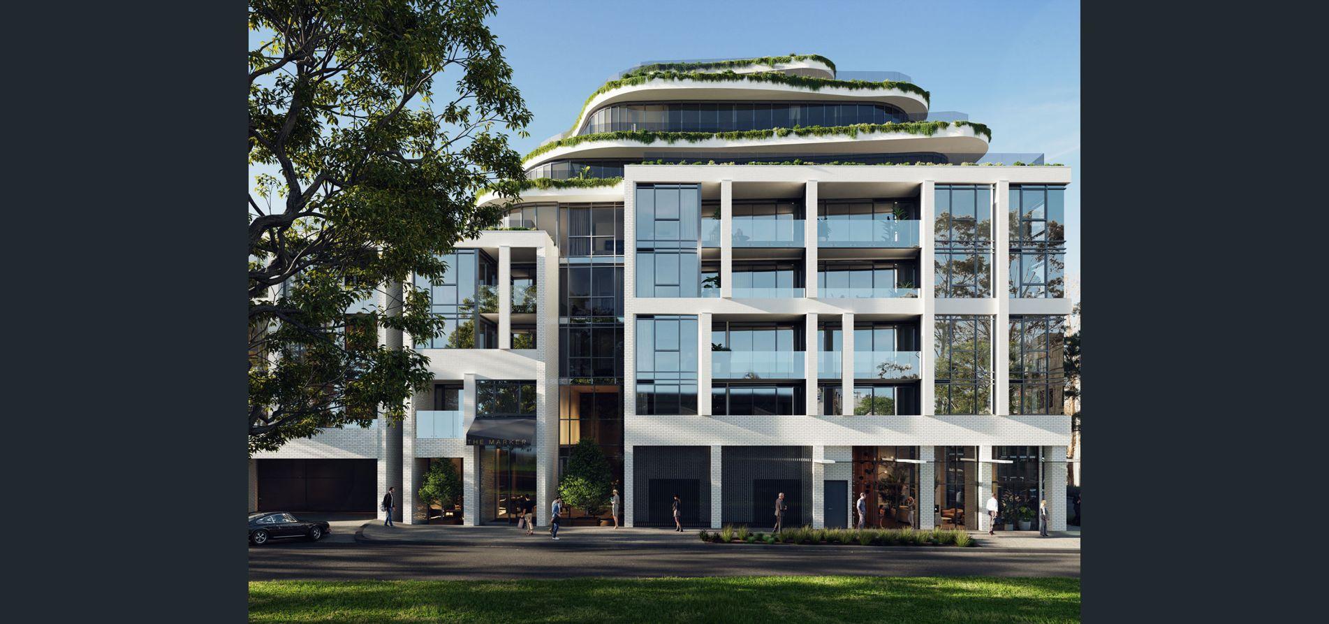 Marker Apartments - Spencer St Melbourne